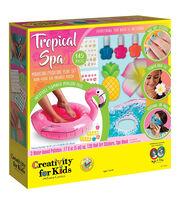 Creativity for Kids Tropical Spa Kit, , hi-res