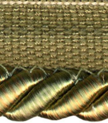 Conso 3/8in Sage Cord W/ Lip