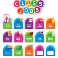 Color Your Classroom: Class Jobs Bulletin Board Set