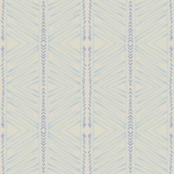 Blue and tan diagonal stripe