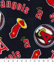 Los Angeles Angels Fleece Fabric-Cooperstown, , hi-res