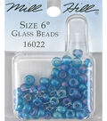 Mill Hill Glass Beads Size 6/0 4mm 5.2 gm/Pk Many Colors
