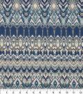 Home Essentials Home Décor Fabric- Brody Indigo