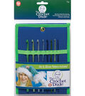 Crochet Dude Aluminum Hook Set D-K