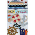 Jolee\u0027s Boutique Le Grande Dimensional Sticker-Bon Voyage
