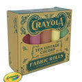 Crayola Fat Quarter Box-Vintage Colors by Riley Blake
