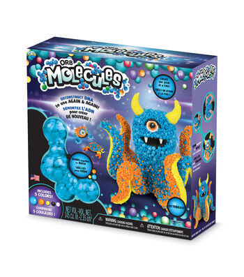 Orbmolecules Octobeast Activity Kit