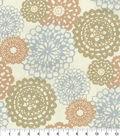 Home Decor 8\u0022x8\u0022 Fabric Swatch-Waverly Rare Jewels Gilded