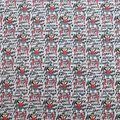Wonder Woman Knit Fabric-Traits