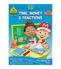 Workbooks-Time/Money/Fractions