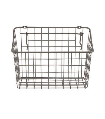 Spectrum Medium Pegboard & Wall Mount Basket