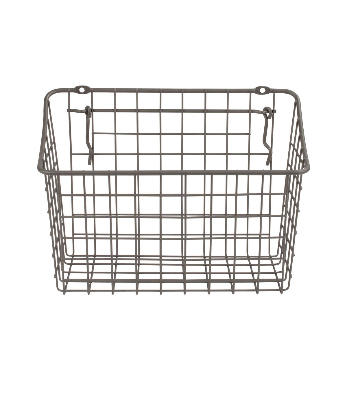 Spectrum Medium Pegboard U0026 Wall Mount Basket