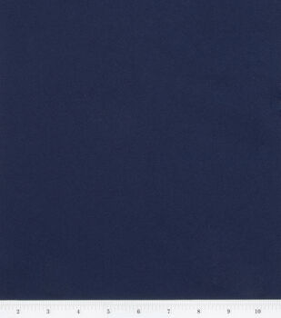 Sew Classics Crepe Suiting Fabric -Blue