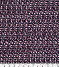 Keepsake Calico Cotton Fabric 43\u0022-Calico Floral Navy