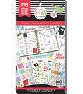 The Happy Planner Value Pack Stickers-Teacher Seasonal
