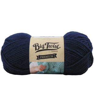Big Twist Collection Value Worsted Yarn
