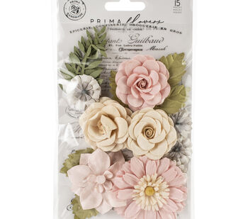 Prima Marketing Mulberry Paper Flowers-Everyday Beauty/Spring