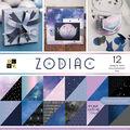 Park Lane 36 Pack 12\u0027\u0027x12\u0027\u0027 Premium Stack Printed Cardstock-Zodiac