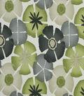 Home Decor 8\u0022x8\u0022 Fabric Swatch-Robert Allen Pure Petals Greystone