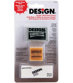 Sanford Design Art Erasers