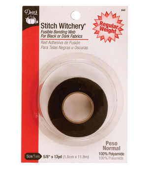 "Dritz Stitch Witchery Fusible Bonding Web 0.63"" Wide x 13Yds"