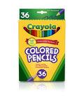 Crayola 36ct Long Colored Pencils