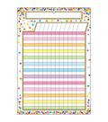 Smart Poly Chart 13\u0022x19\u0022 Confetti Incentive 10pk