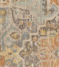 Home Decor 8\u0022x8\u0022 Fabric Swatch-Waverly Pradesh Palace Monsoon