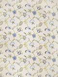 Home Decor 8x8 Fabric Swatch-Jaclyn Smith Alice Indigo