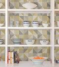 WallPops NuWallpaper Peel & Stick Wallpaper-Jigsaw