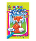 My First Little Busy Book-Coloring Adventure Grades P-K