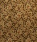 Home Decor 8\u0022x8\u0022 Fabric Swatch-Eaton Square Lines Creme Brulee