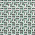 Super Snuggle Flannel Fabric-Who Rescued Who Aqua