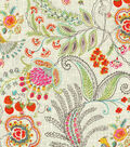 Dena Upholstery 8x8 Fabric Swatch-Hidden Charms/Sundance