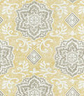 Waverly Upholstery Fabric 54\u0022-Spring About Sterling