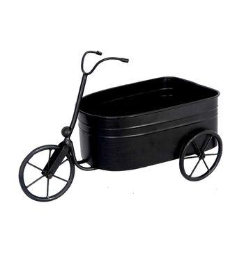 In the Garden Metal Bike Planter