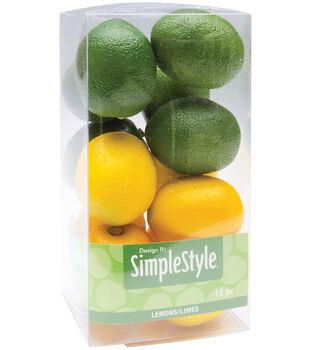 Design It Simple Decorative Fruit-Mini Lemons & Limes