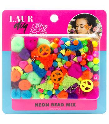LaurDIY Bead Mix-Neon