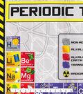 Cotton Fabric Panel 36\u0027\u0027-Periodic Table