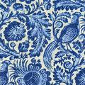 Williamsburg Upholstery Fabric 54\u0022-Savannah Porcelain