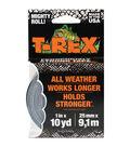 T-Rex Tape 1\u0022x10yd-Black