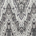 P/K Lifestyles Lightweight Decor Fabric 54\u0022-Bray Flamestitch/Black Orchid
