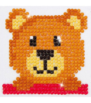 """Diamond Embroidery Facet Art Kit 4.7""""X4.7""""-Mr. Handsom"""
