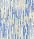 Waverly Upholstery Fabric 54\u0022-High Spirits/Lapis