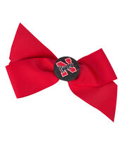 University of Nebraska Cornhuskers Hair Barrette, , hi-res