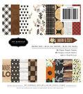 Jen Hadfield Pack of 36 6\u0027\u0027x6\u0027\u0027 Warm & Cozy Paper Pad