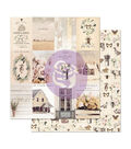Prima Marketing Spring Farmhouse Double-sided Cardstock-Simple Things