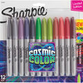 Sharpie Cosmic Color 12 pk Fine Point Permanent Markers