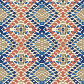 Rachna Original Ikat Pattern 5