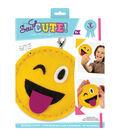 Makit & Bakit Sew Cute Suncatcher Kit-Emoji Wink